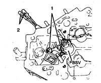 8.1.3 Разборка и сборка карбюратора Mitsubishi Pajero