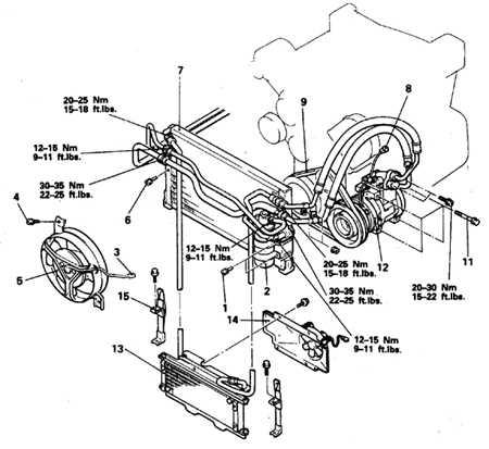 13.12.4 Вспомогательные конденсатор и вентилятор