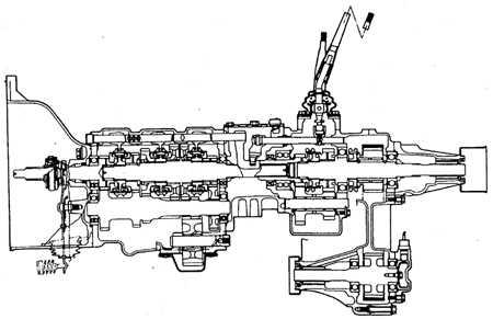 9.0 Ходовая часть Mitsubishi Pajero