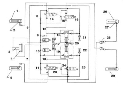 11.2 Система антиблокировки тормозов (ABS) - общая информация и коды   неисправностей
