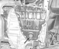 3.26 Замена ATF автоматической трансмиссии и главной передачи