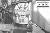 7.8 Проверка состояния и замена силового транзистора (модели 1993 и 1994 г.г. вып.)