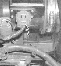 8.5 Проверка состояния и замена датчика измерения массы воздушного потока (MAF)