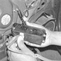 14.23 Электропривод стеклоподъемников - общие сведения и проверка исправности функционирования