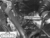 6.2.4 Обслуживание электрических компонентов системы управления двигателем