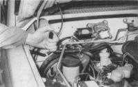 11.2  Обслуживание вакуумного усилителя (сервопривода) тормозов