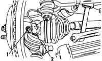 10.11 Антиблокировочная система (ABS) Nissan Primera