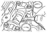2.17 Проверка и регулировка зазоров клапанов Nissan Primera