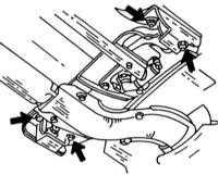 7.4 Механизм переключения передач Nissan Primera
