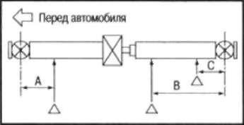2.17.7 ЗАДНИЙ КАРДАННЫЙ ВАЛ Nissan Qashqai
