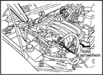 5.1.5 УГОЛ ОПЕРЕЖЕНИЯ ЗАЖИГАНИЯ Nissan Qashqai