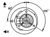 12.3 Стойка передней подвески Nissan Sunny