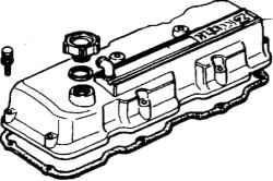 3.4 Крышка головки цилиндров - снятие и установка