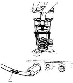 3.9 Пружины клапанов и маслосъемные колпачки - замена