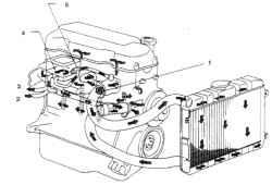 6.1 Система охлаждения - общие сведения