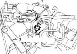 9.9 Регулятор давления топлива и соленоидный клапан проверка и замена