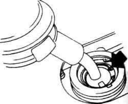 10.4 Механическая КПП снятие и установка Nissan Terrano II