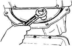 11.8 Автоматическая трансмиссия - снятие и установка