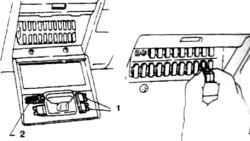 17.4 Предохранители - общие сведения Nissan Terrano II