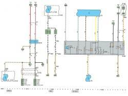 9.5 Выключатель стоп-сигналов/Выключатель фонарей заднего хода/Панель переключателей наружного освещения/Подсветки панели приборов