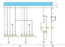 9.6 Задние комбинированные фонари/Подссветка номерного знака/Стоп-сигнал верхнего уровня