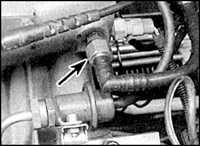 6.18 Впускной коллектор (модели Multec MPi)