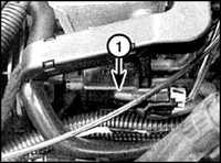 6.19 Верхняя часть впускного коллектора (модели Multec-S)