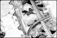6.21 Впускной коллектор (модели Motronic М 1.5)