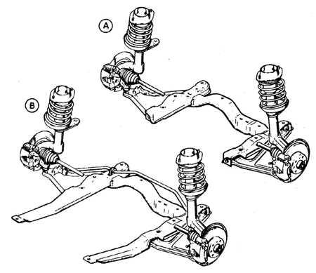 11.0 Подвеска и рулевое управление