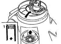 13.20 Двигатель регулировки фар головного света Opel Astra A