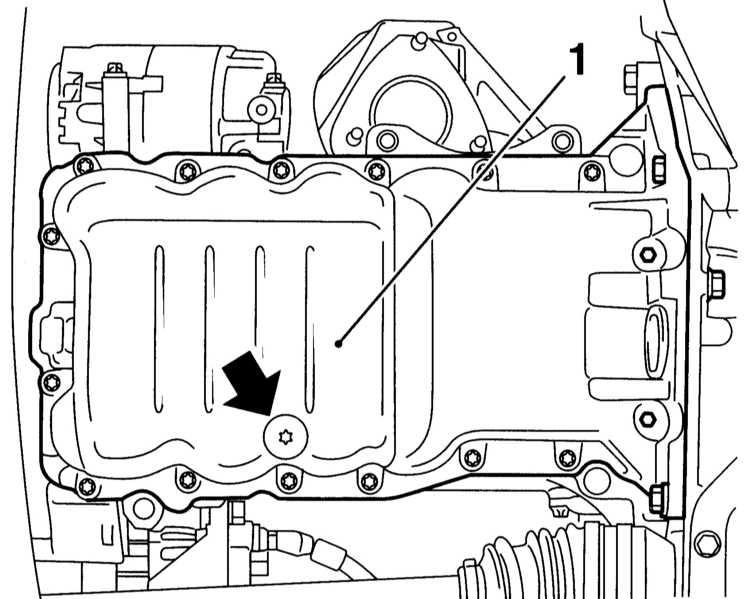 Замена масла в двигателе опель мерива своими руками 73