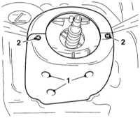 14.5 Снятие и установка выключателей