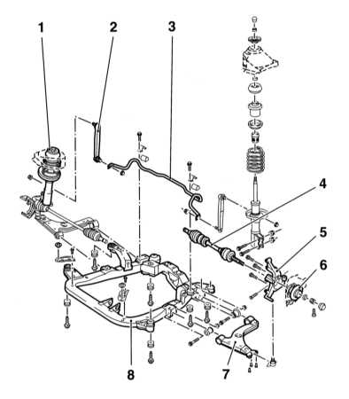 12.0 Подвеска и рулевое управление
