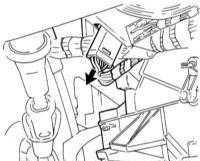 5.4.6 Снятие и установка дополнительного резистора