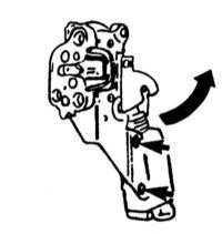 14.5 Снятие и установка э/мотора единого замка
