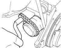 3.6 Замена двигательного масла и масляного фильтра Opel Corsa