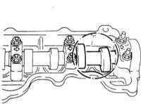 3.24 Проверка и регулировка клапанных зазоров на дизельном двигателе