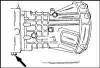 2.26 Замена трансмиссионного масла РКПП и раздаточной коробки