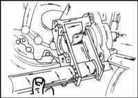 10.1 Тормозные механизмы передних колес