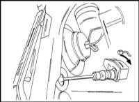 13.8 Серводвигатель регулировки дальности света