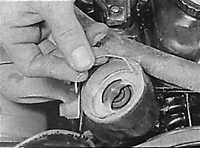 5.4 Снятие, проверка и установка термостата