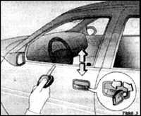 1.2 Открытие автомобиля