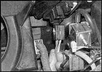 4.10 Мотор нагнетательного вентилятора и последовательный   резистор