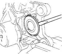11.5 Суппорт заднего тормоза Opel Omega