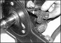 12.25 Рулевые тяги Opel Omega