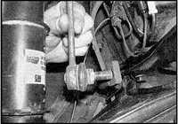 12.7 Соединительные звенья стабилизатора поперечной устойчивости Opel Omega