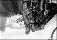 12.8 Поворотная цапфа Opel Omega