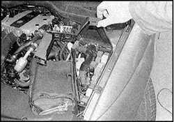 14.3 Предохранители и реле Opel Omega