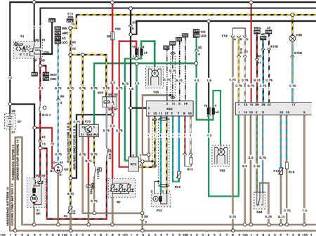 vauxhall viva wiring diagram opel omega | Электросхемы | Опель Омега vauxhall alternator wiring diagram #12