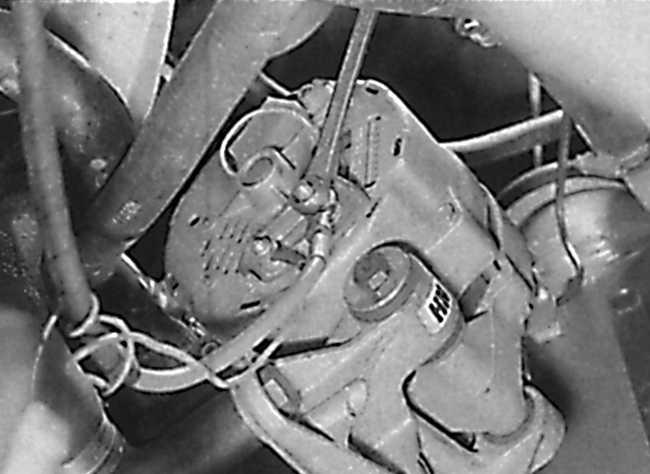 подключение генератора на опель вктра а
